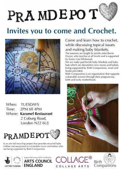 PramDepot Crotchet Circle 2